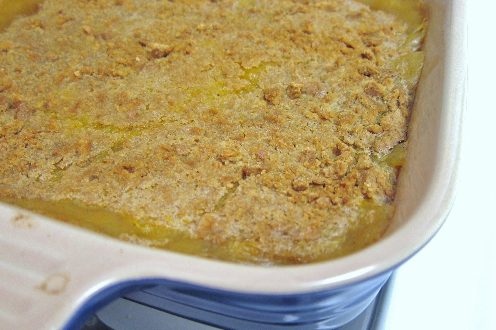 The Vegan Chronicle: Butternut Squash Pudding
