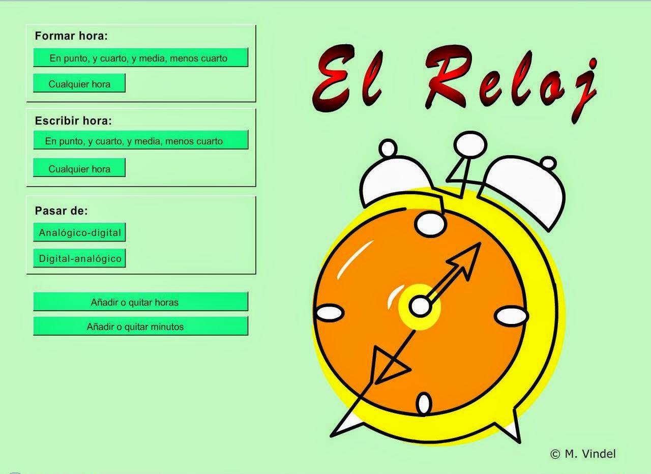 http://www.cuadernosdigitalesvindel.com/juegos/elreloj.swf
