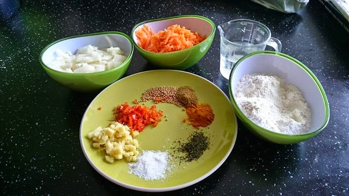 Vegetable Bhaji