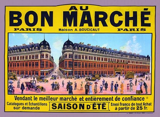 Mylifestylenews le bon march rive gauche 160th anniversary - Le bon marche rive gauche ...