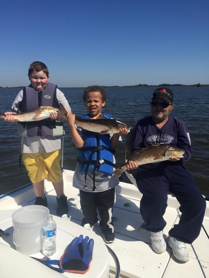 Big Dog Charters Lafitte