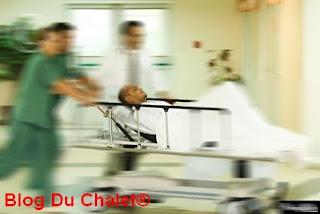 Télécharger les cours de médecine d'Urgences Médico-Chirurgicales - Flou de mouvement - Salle d'urgences - Hôpital - Médecin
