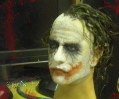 Joker Heath Ledger Simon fx