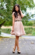 http://www.petitsweetcouture.com/2013/10/nude-dress.html