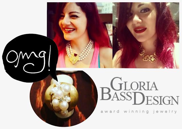 Gloria Bass Design Joaillerie 40 ans