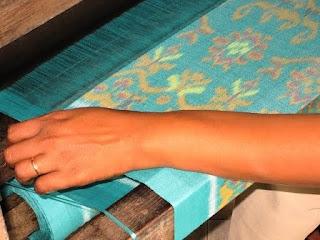 hand woven, ikat, ikats, fabrics