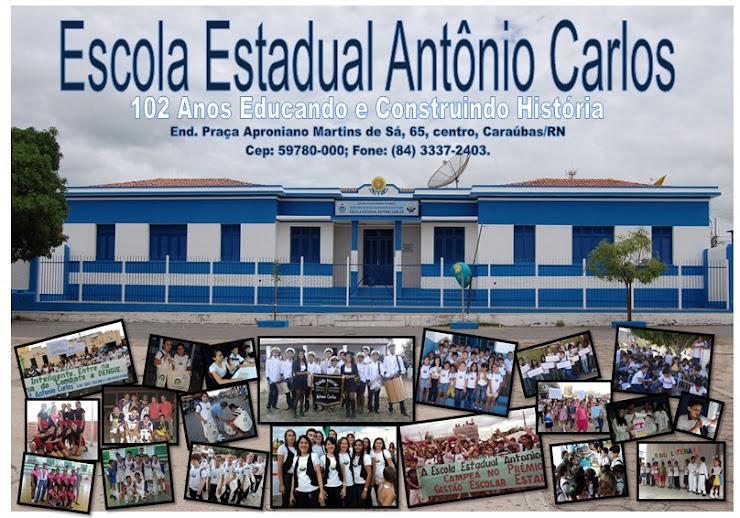 Escola Estadual Antônio Carlos