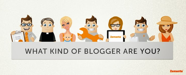 Blogger Tipe Apakah Kamu ?