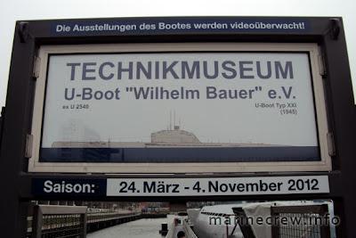 Wilhelm Bauer ex-U2540