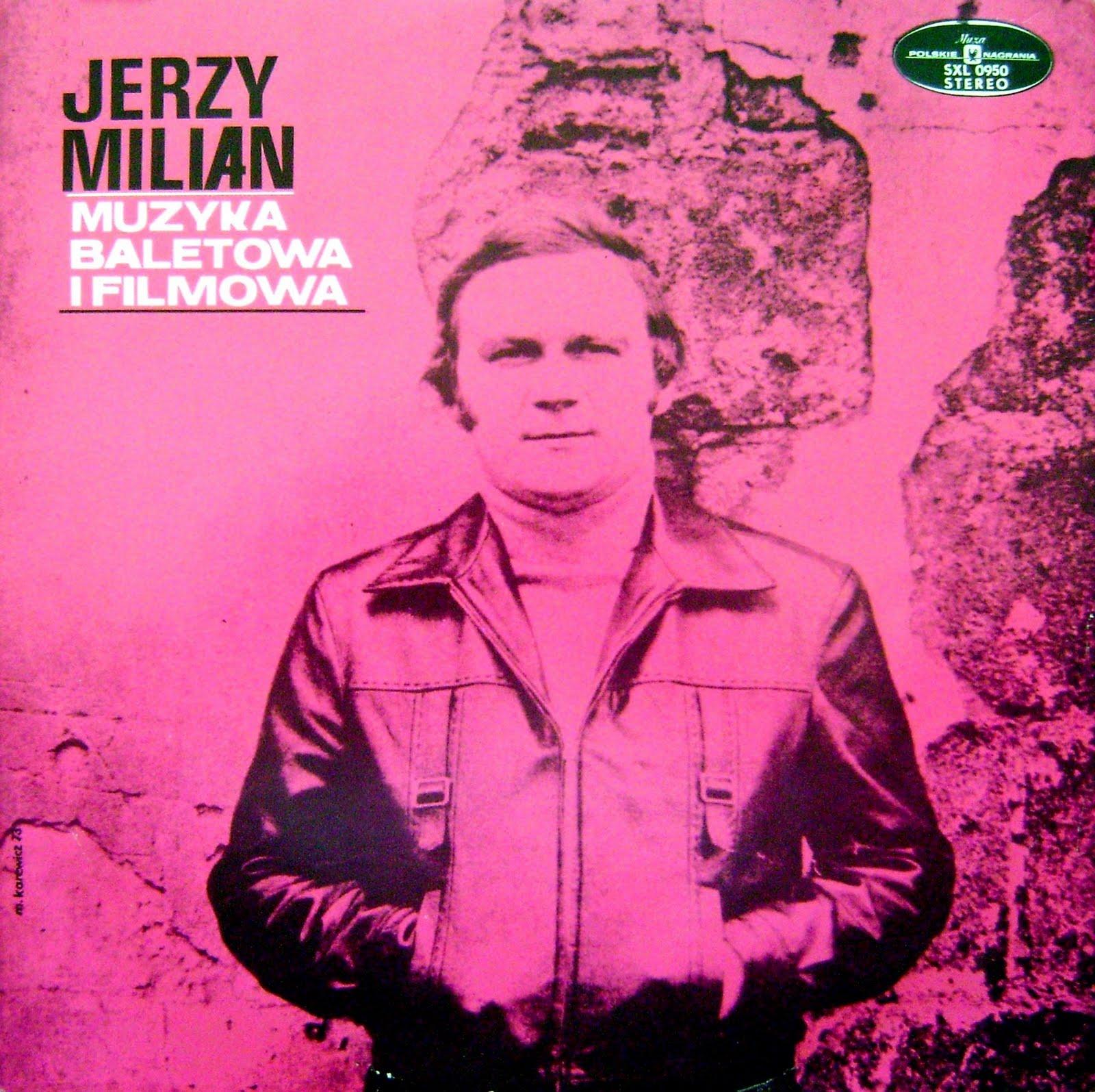 Milian, Jerzy Biography