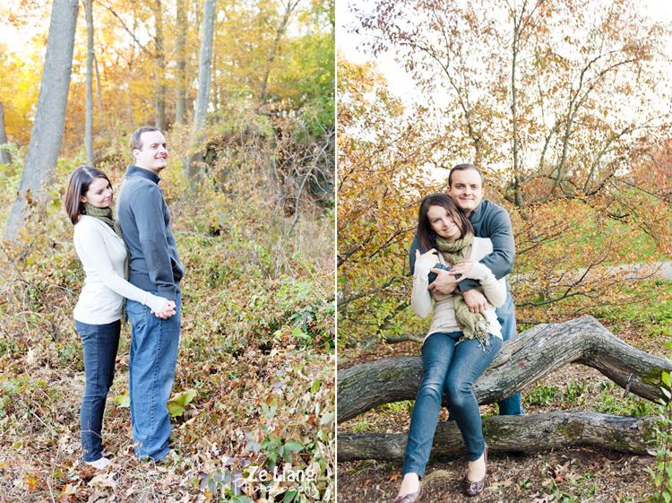 erin patrick boston arnold arboretum engagement session 11