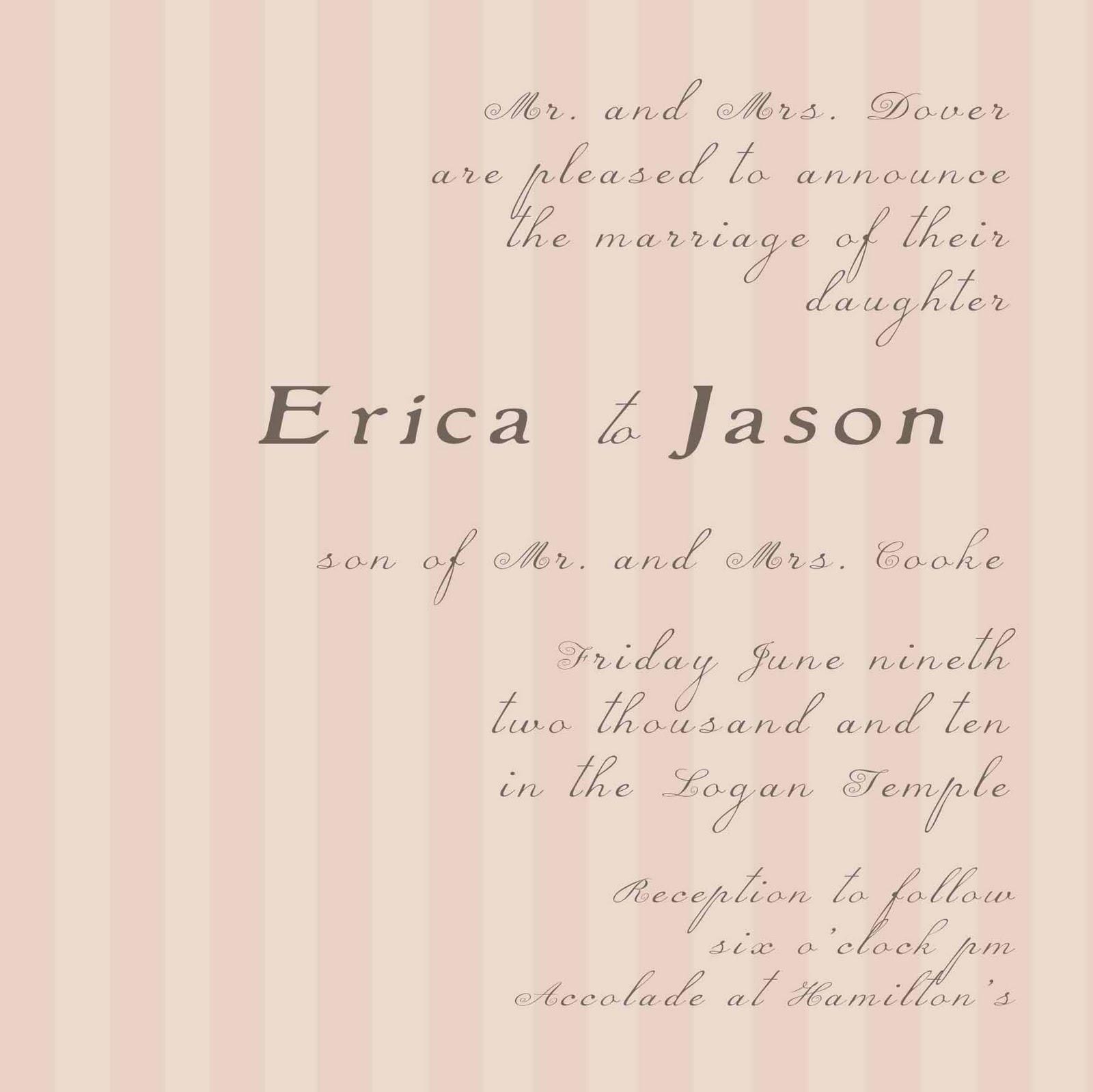 Proper Etiquette For Wedding Invitation was great invitations ideas