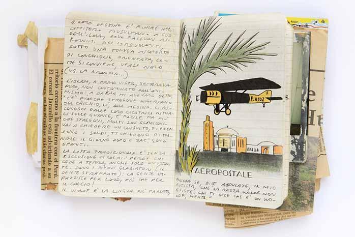 Revelación: 2ºpremio de Micro-relato de Viajes Moleskin