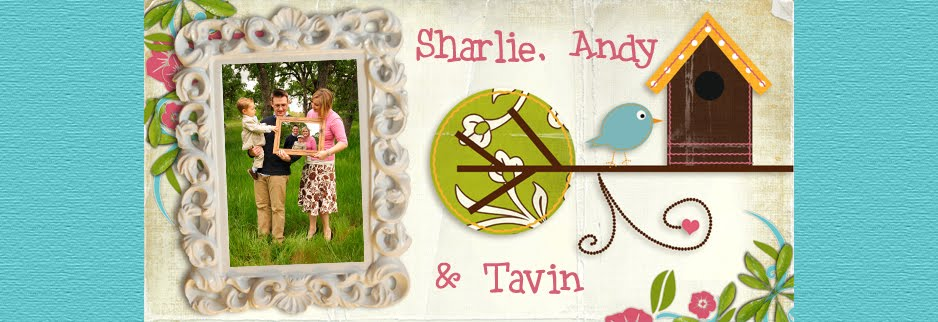 Sharlie, Andy and Tavin... Hoping to Adopt Again!