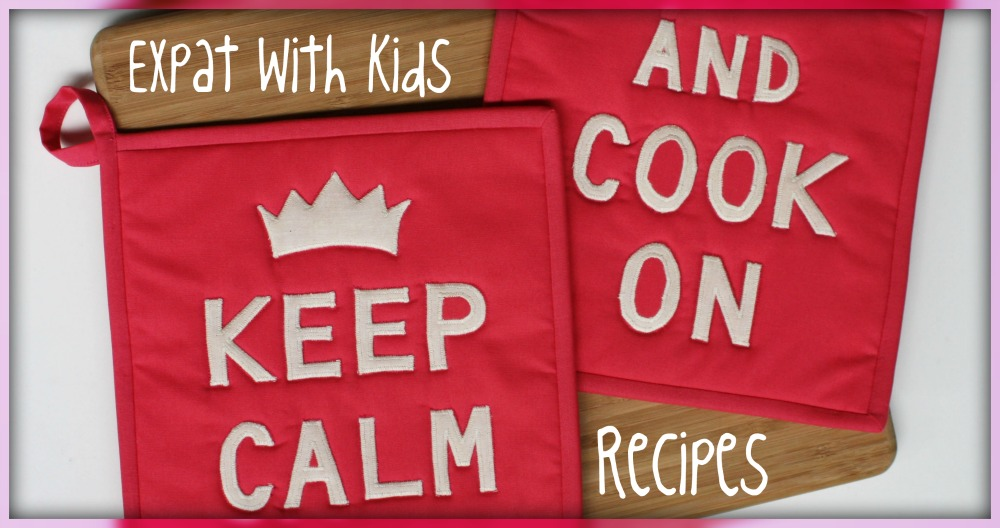 Expat with Kids Recipes