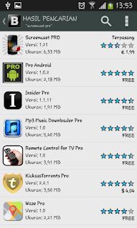Aplikasi Android Berbayar Gratis