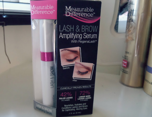 Measurable Difference Lash & Brow Amplifying Serum
