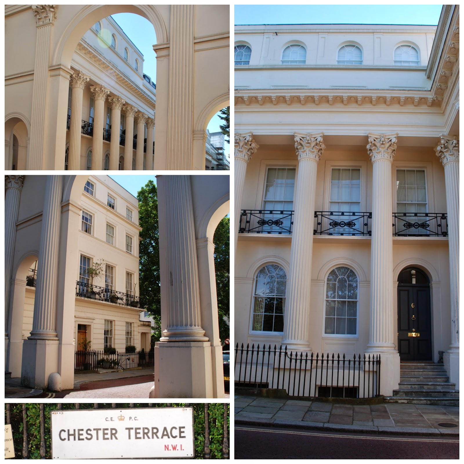 Chester Terrace, London