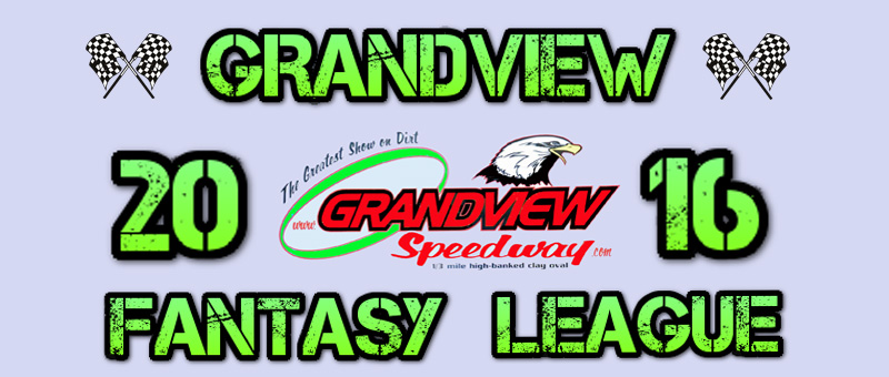 GRANDVIEW FANTASY LEAGUE 2015
