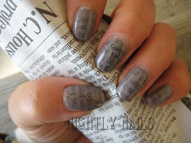 Paper nail art ledufa innovative paper nail art 19 accordingly inspiration article prinsesfo Image collections