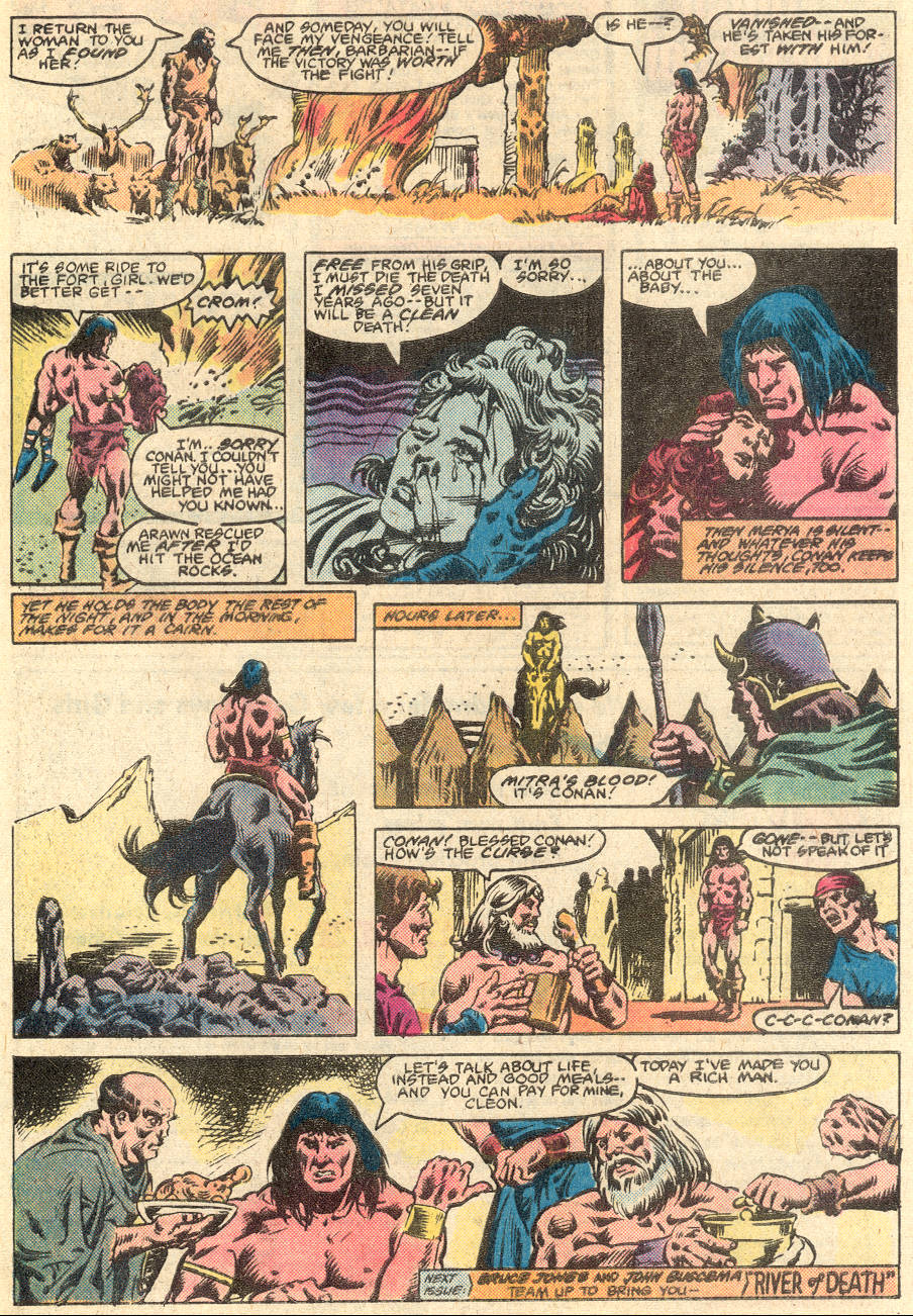 Conan the Barbarian (1970) Issue #135 #147 - English 24