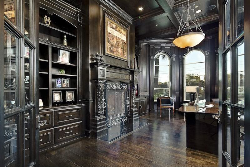 Old World Gothic And Victorian Interior Design Pictures