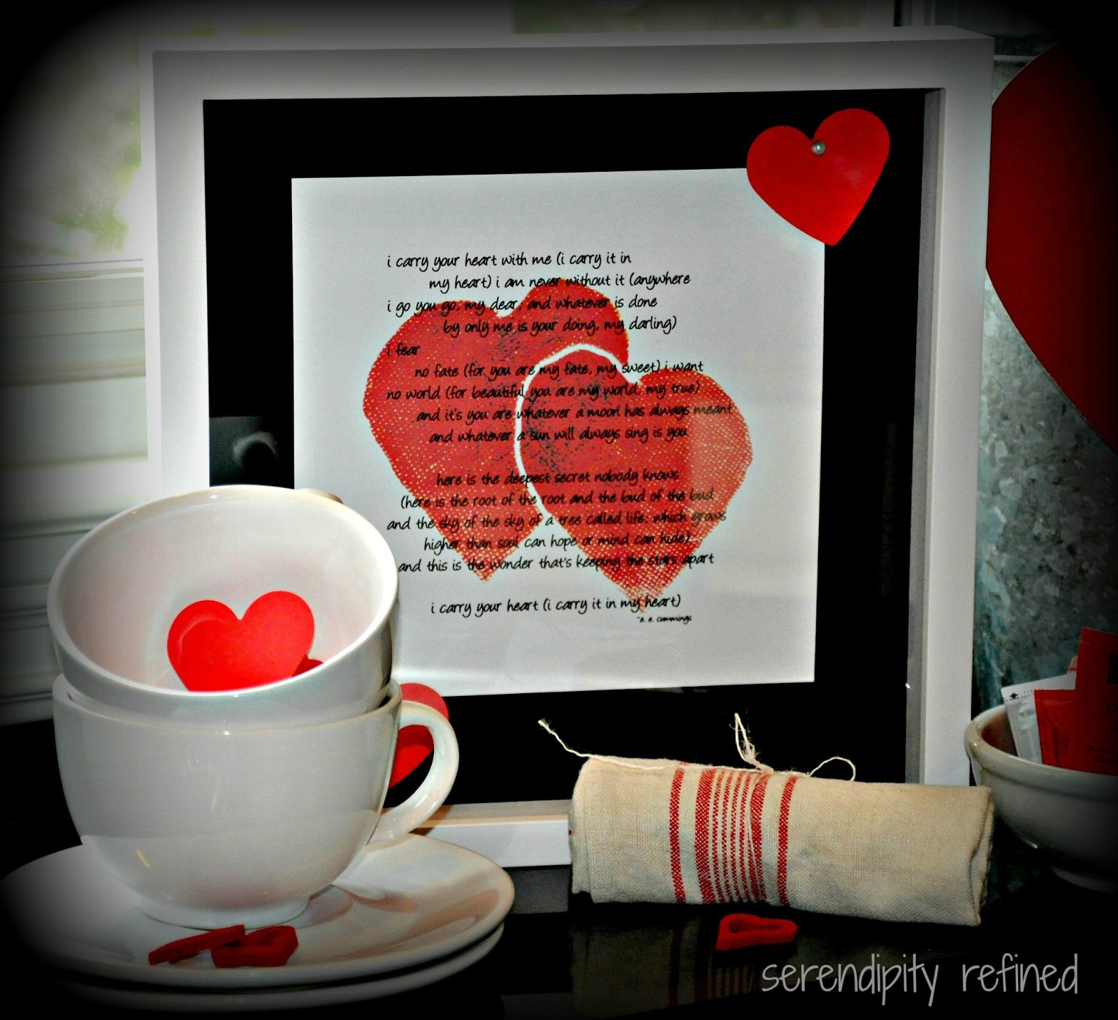 serendipity refined blog valentine u0027s day decor and a free printable
