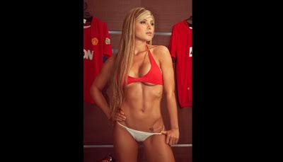 Sofía Jaramillo Manchester United
