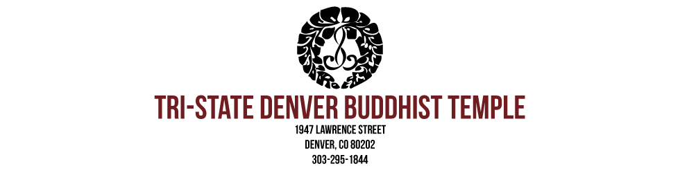 Tri State Denver Buddhist Temple - TSDBT