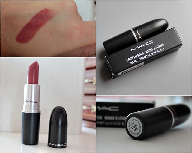Beauty | xxl Shoppingausbeute  - haul, mac, lipstick, satin, rosé, altrosa, shopping, beautykram, winter, xxl haul