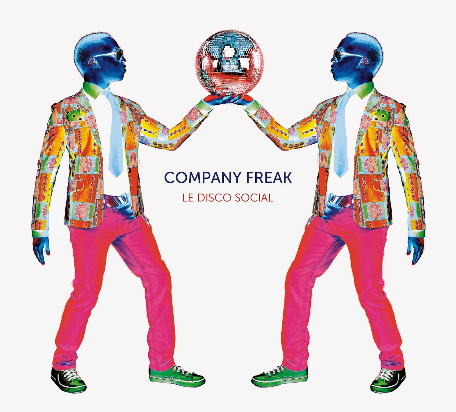 Company Freak debut EP Le Disco Social