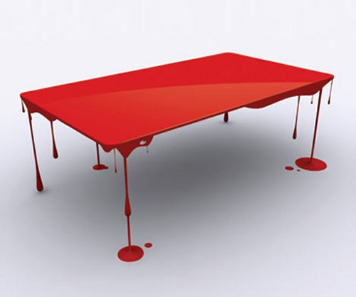 The Deadly or Paint Flow Table