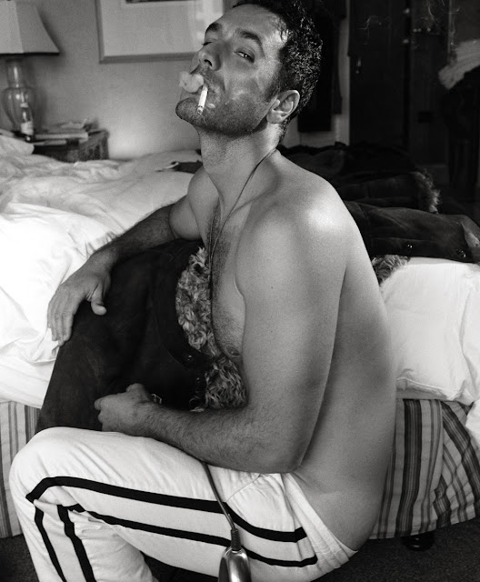 Raoul Bova by Tony Duran