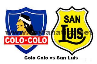 Colo Colo vs San Luis de Quillota 2015