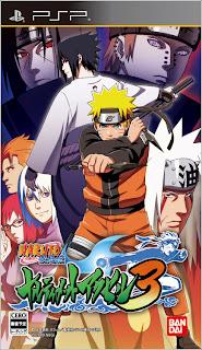 Naruto Shippuden Ultimate Ninja Heroes 3 [USA]