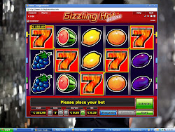 sizzling hot 77777 free games