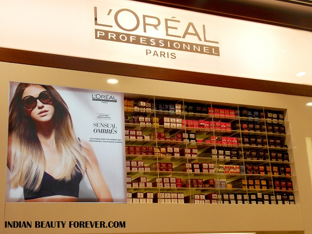 L'oreal Professionnel Hair Chalk India L'oréal Professionnel Hair