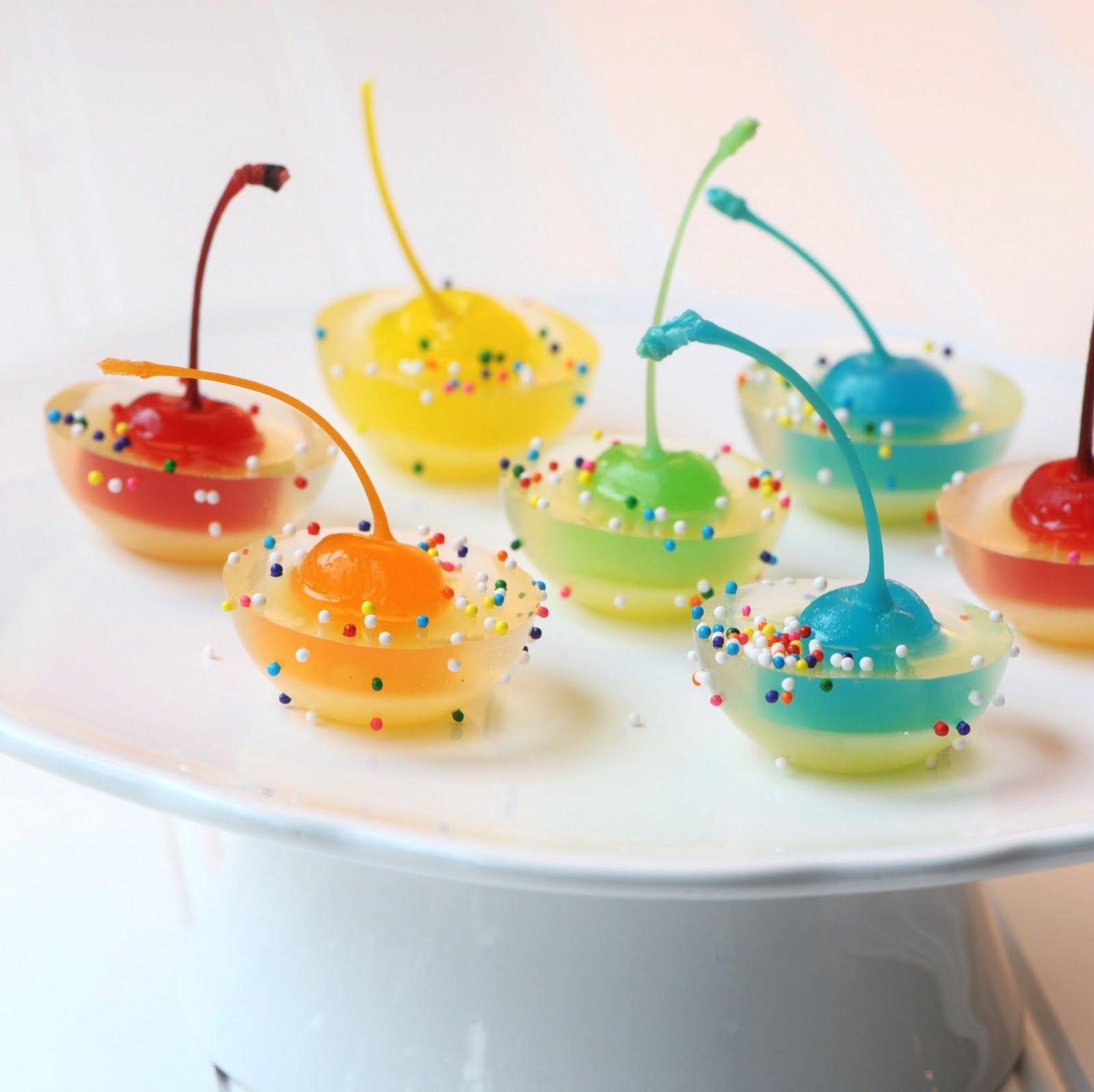 Jelly Shot Recipes | Jelly Shot Test Kitchen: Recipes