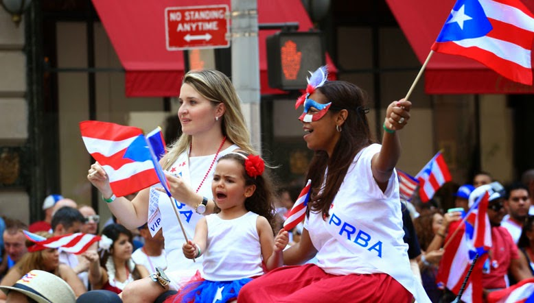desfile puertorriqueno de nueva york