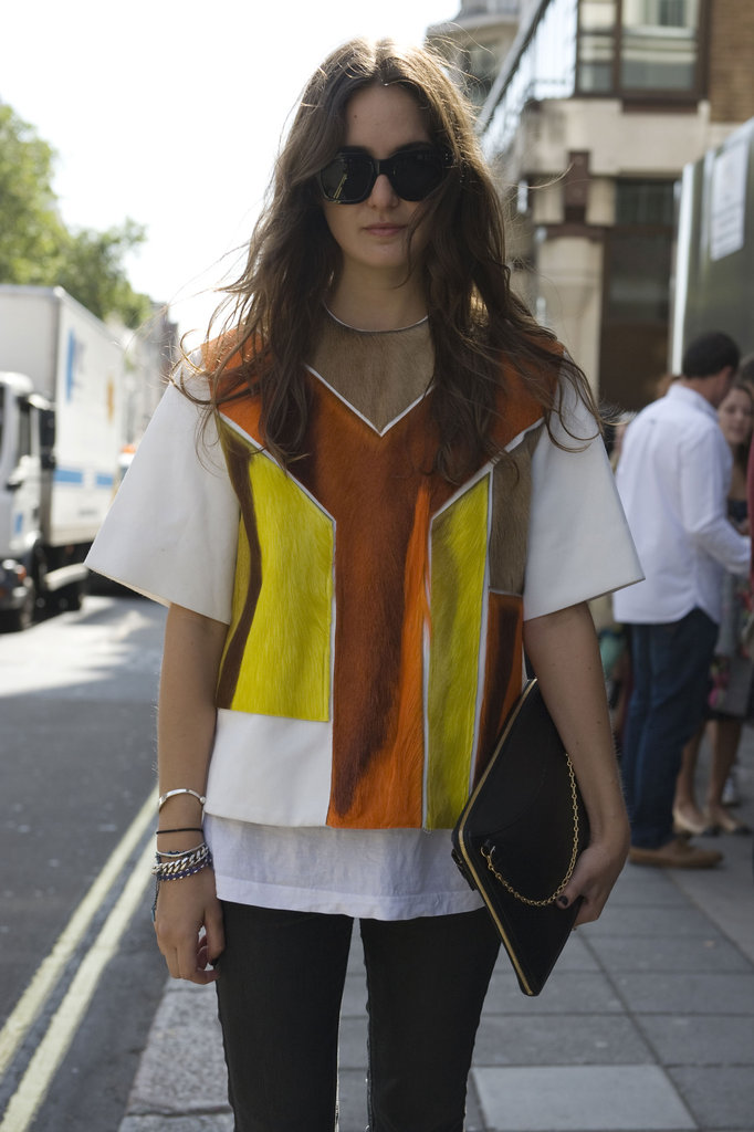 Aninha 39 S Blog London Fashion Week Street Style