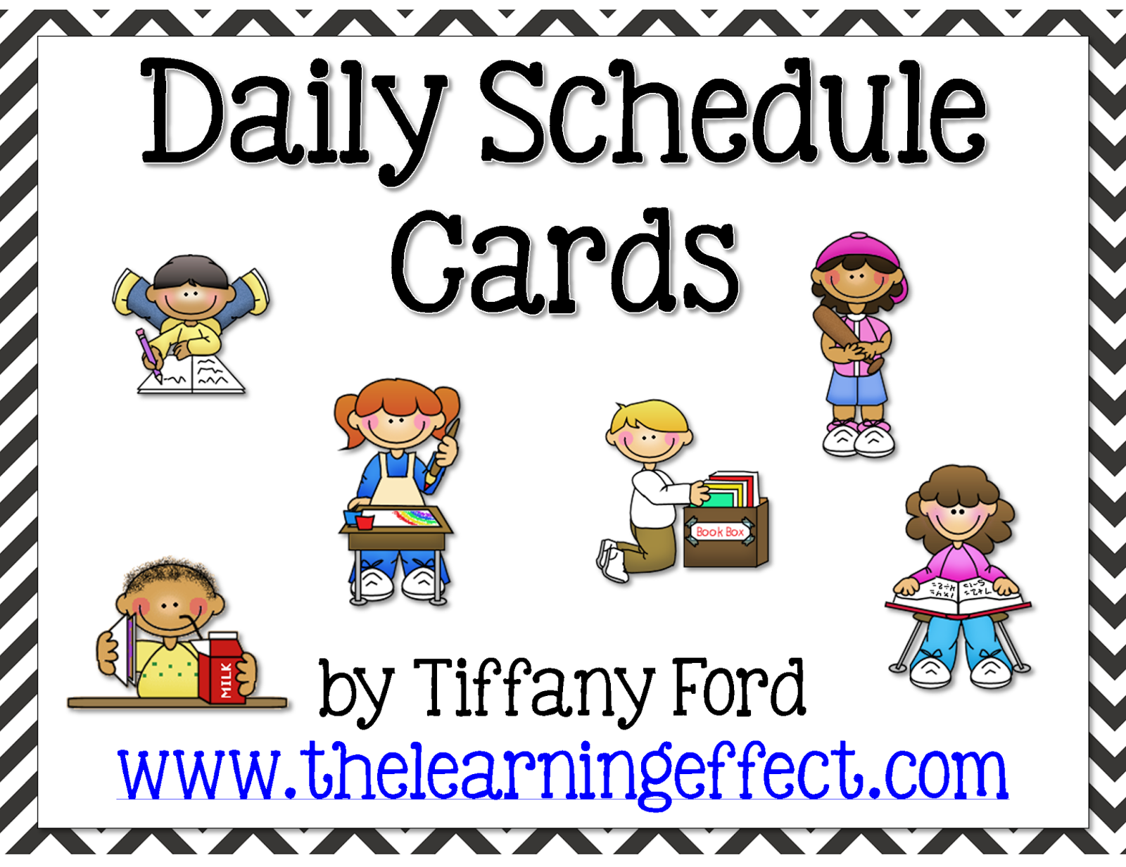 http://www.teacherspayteachers.com/Product/Daily-Schedule-Cards-Large-Variety-495001
