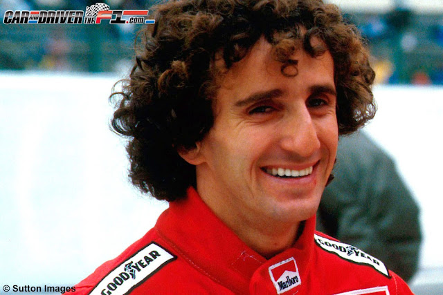 ... do Alain Prost