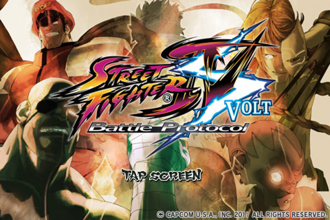 Street Fighter IV Volt for iPhone game