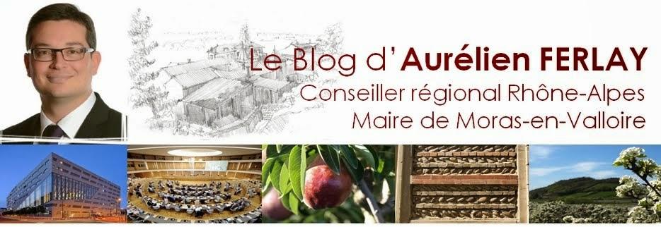 Le blog d'Aurélien FERLAY