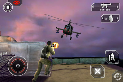 Splinter Cell Conviction v1.0.2 for iPhone