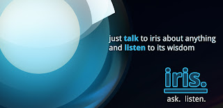 iris - Siri for Android