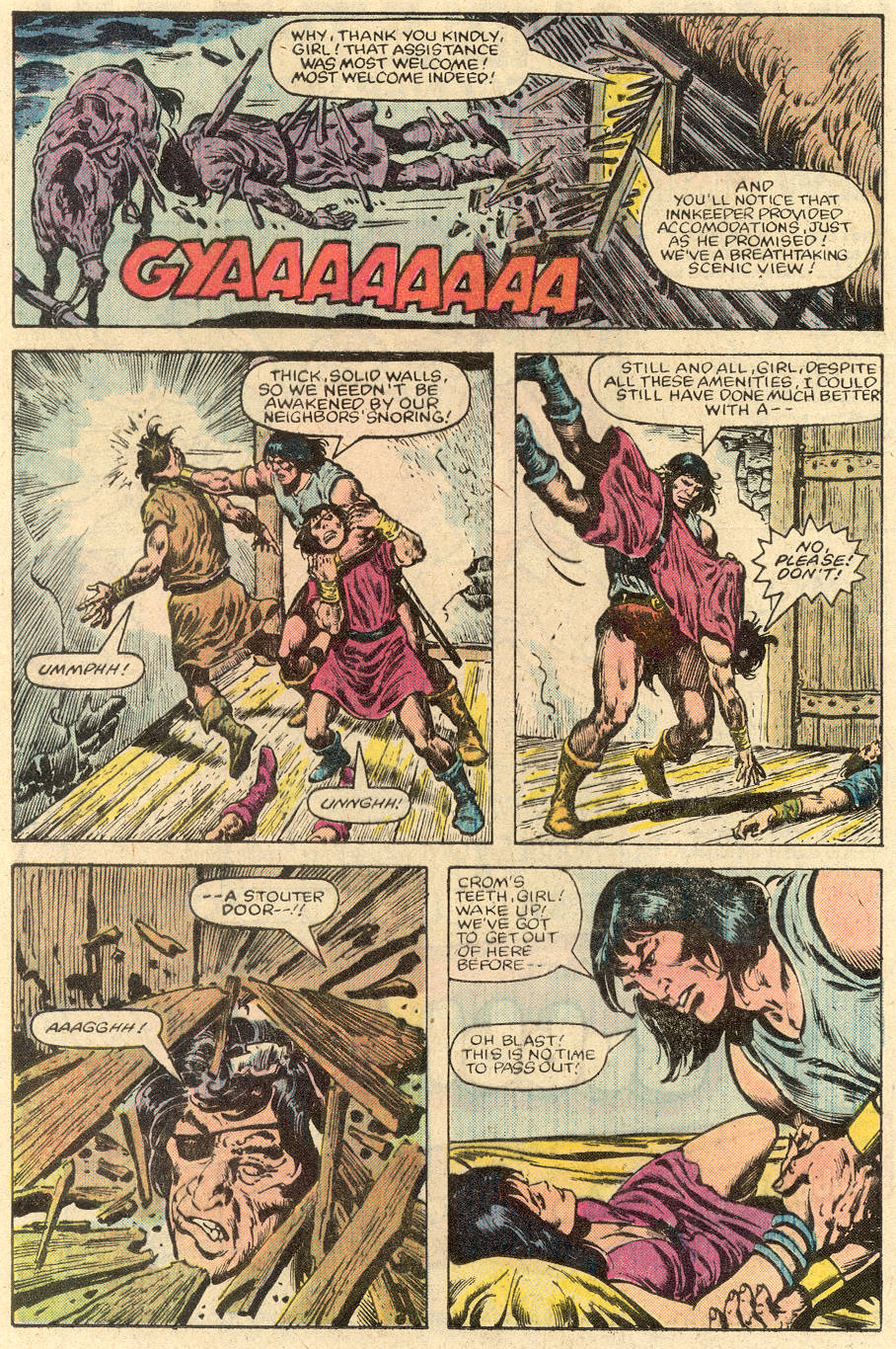 Conan the Barbarian (1970) Issue #150 #162 - English 13