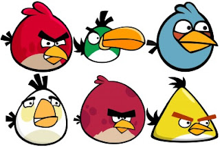 GAMBAR-GAMBAR ANGRY BIRDS KARTUN FLASH