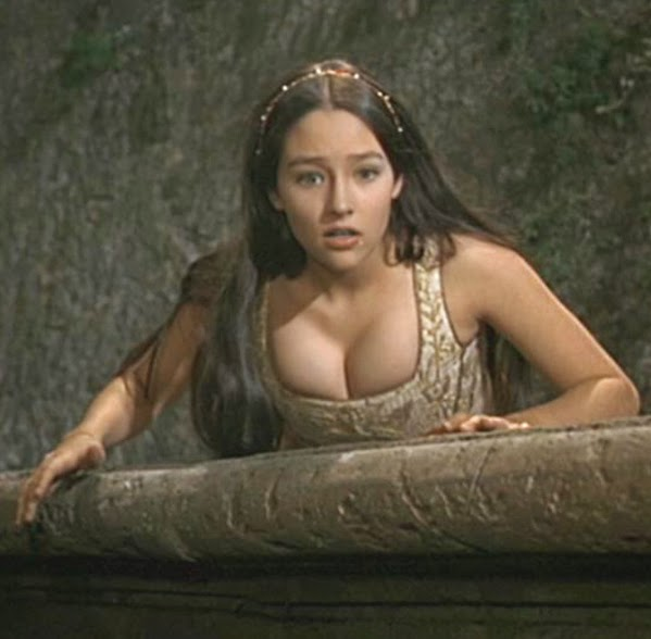 Olivia Hussey Nude In Romeo And Juliet