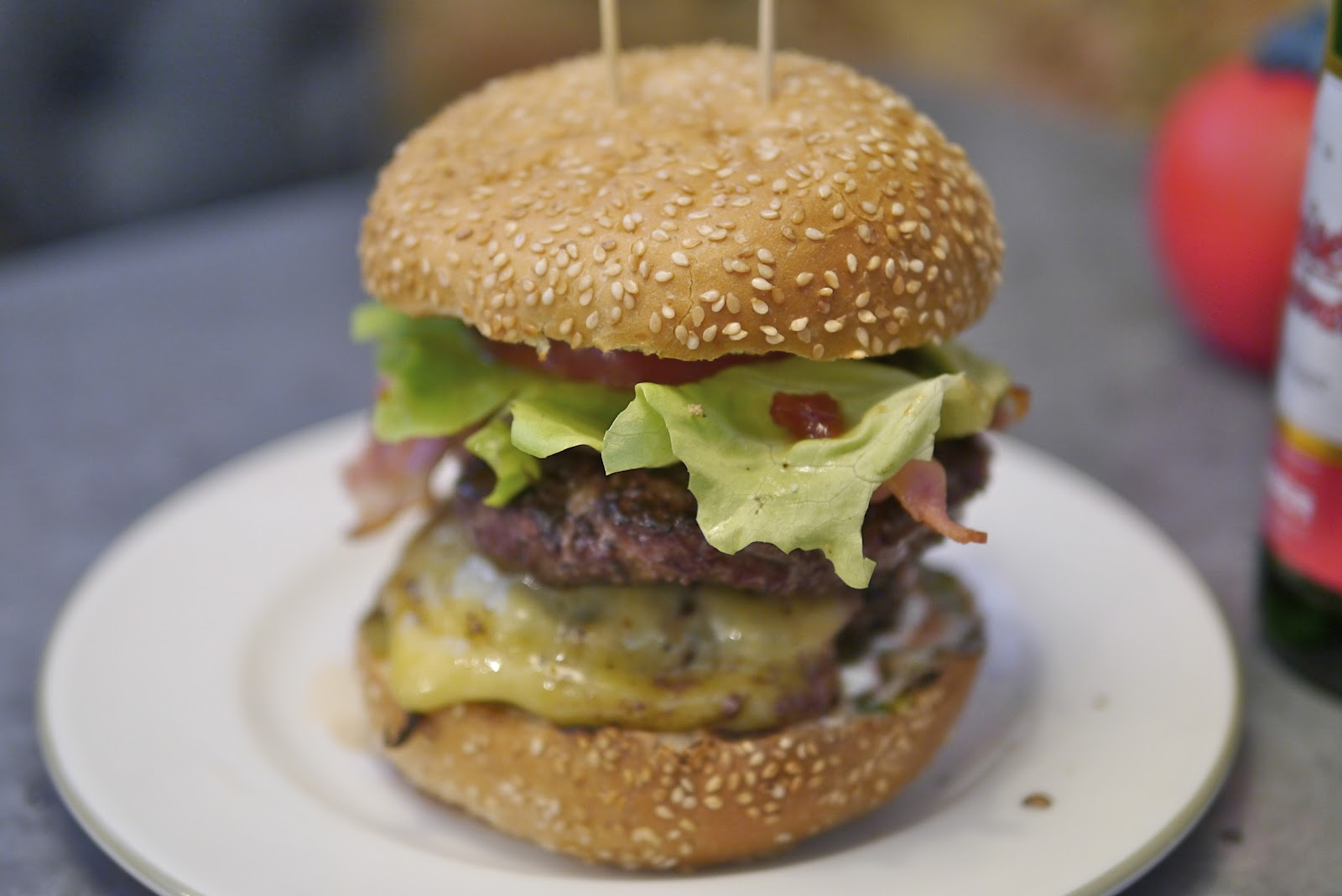 7.5 ☆ - \'The Mighty\' @ Gourmet Burger Kitchen (Clapham) | London ...
